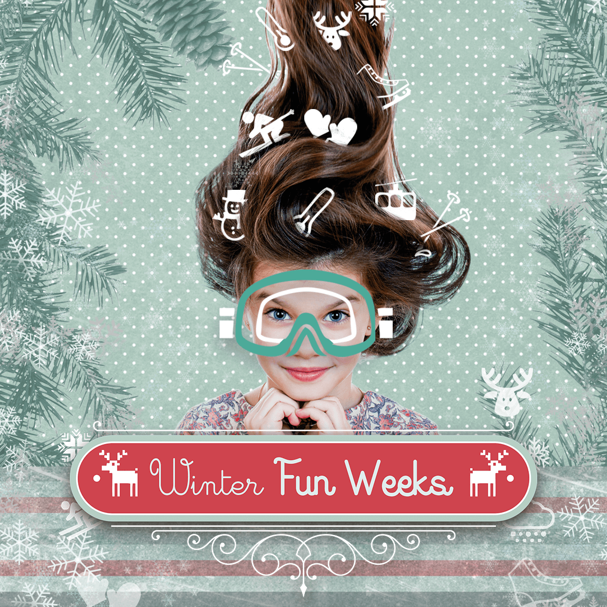 Winter Fun Weeks are coming!